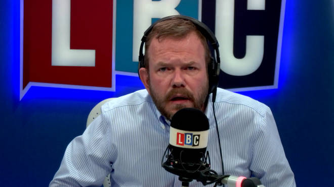 LBC Radio James O 'Brien discusses racism in football